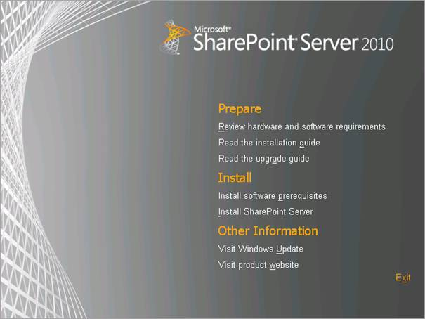 image002 Migrate MOSS 2007 to SharePoint Server 2010.