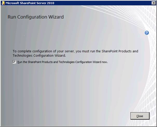 image010 Migrate MOSS 2007 to SharePoint Server 2010.